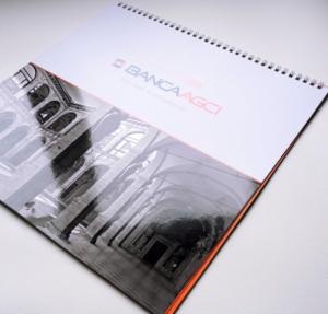 calendario banca illustrazione minerbio social media pack packaging graphic design studio progettazione grafica agenzia di comunicazione minerbio bologna studio borghi