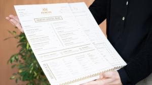 cocktail menù menu principe ristorante agenzia grafica pubblicitaria comunicazione minerbio bologna logo creazione loghi professionali packaging siti web creare sito web professionale clienti