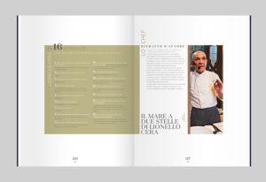 chef stellati ricette ricettario agenzia grafica pubblicitaria comunicazione minerbio bologna logo creazione loghi professionali packaging siti web creare sito web professionale clienti